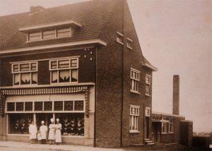 Bakkerij Aroma bestaat al sinds 1929