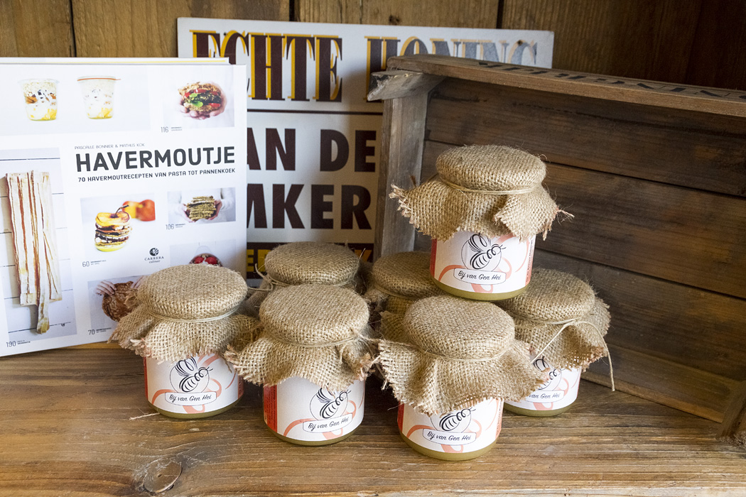 Links over spelt, delicatessen en streekproducten
