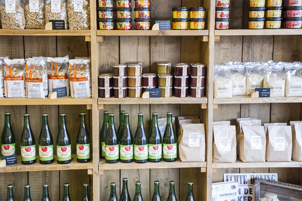 Lekkere streekproducten uit Limburg
